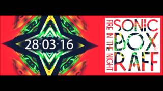New Release: Fire In The Night by Sonic Box ft Raff