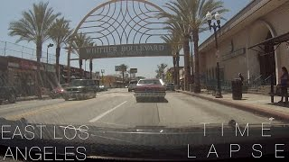 East L.A. - Time Lapse (Driving)
