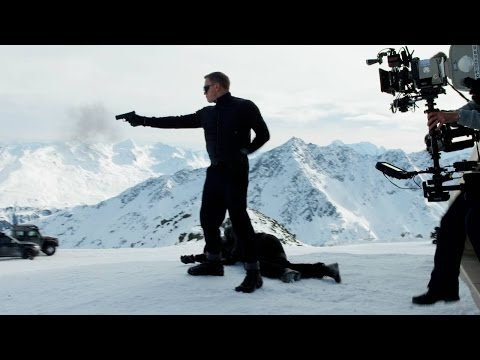 AMC Movie Talk – First Look At SPECTRE, HIT-GIRL Prequel