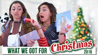 Download Youtube: WHAT I GOT FOR CHRISTMAS 2016  | Brooklyn and Bailey