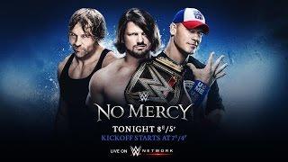 WWE No Mercy 2016! [WWF No Mercy Simulation]