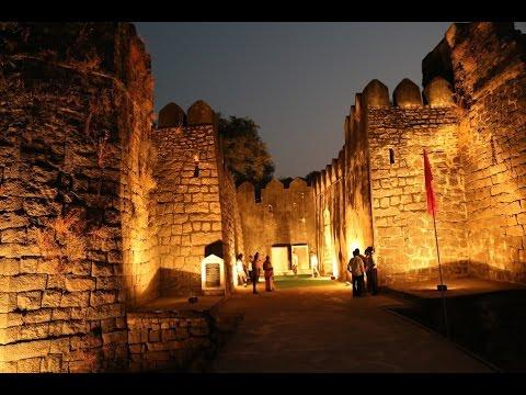 Sound and Light Show at Elgandal Fort Karimnagar