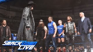 Nonton The Undertaker returns with a haunting Survivor Series warning: SmackDown LIVE, Nov. 15, 2016 Film Subtitle Indonesia Streaming Movie Download
