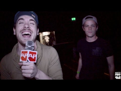 Nick Major's Tour Guide: THE READY SET and SET IT OFF