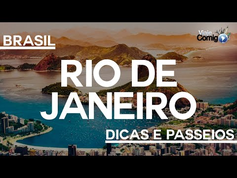 RIO DE JANEIRO - CIDADE MARAVILHOSA | VIAJE COMIGO 153 | FAMÍLIA GOLDSCHMIDT