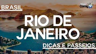 O Viaje Comigo foi até a Cidade Maravilhosa conhecer seus principais atrativos turísticos. No Rio de Janeiro nós conhecemos o...