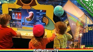 """Once again, we visited the Connecticut Science Center in Hartford, Connecticut and had fun time spending a few hours there. Shot May 20th.It was also Disney Princesses day there, so the kids got to meet Moana, belle, elsa, and a few others.Connecticut Science Centerhttps://www.youtube.com/user/CTScienceCenter"""" located in downtown Hartford, provides hands-on FUN for all ages! Explore more than 165 interactive exhibits in ten exhibit galleries, a 3D digital giant screen theater, events, programs, and much more.""""Thanks for Watching another fun family friendly video. See you in the next video!https://www.youtube.com/c/KidMattersTVSubscribe for more, it's FREE! And Never Miss a video by Hitting that Bell Icon!▶︎https://www.youtube.com/channel/UCkpFfjCLRUX9E62zJ1-r4Gg?sub_confirmation=1Watch More, from our Playlists:▶︎All of our Videos: https://www.youtube.com/watch?v=4E2cWLOC2dw&list=PLoGP4ZDuz55xoJH1gH43uXZI-Sfh3PEKC▶︎All Gaming videos:  https://www.youtube.com/watch?v=PVmm3qh-Cp4&list=PLoGP4ZDuz55yB7UnR0PN3pS1Tw1GnR2vM▶︎All Roblox videos:  https://www.youtube.com/watch?v=f4XLtgl_OIo&list=PLoGP4ZDuz55wkJO8KIVGWn2W3PBlDmKpH▶︎All LEGO videos: https://www.youtube.com/watch?v=KqbvsQJvf84&list=PLoGP4ZDuz55yscyKKZBNewnsXimqk6AzG▶︎Parks&Recreation: https://www.youtube.com/watch?v=Kg9RFYsKasY&list=PLoGP4ZDuz55wbH7DnaTgQnLKecpDG6AU9▶︎Cooking: https://www.youtube.com/watch?v=b-E5-OvouUI&list=PLoGP4ZDuz55yeLYlG-vigbgrMWaWEr2pi▶︎Crafts: https://www.youtube.com/watch?v=nF2-3Tga7Ec&list=PLoGP4ZDuz55yElwbu0g_2Nt-m77JN5Ban▶︎Reviews: https://www.youtube.com/watch?v=dPDhgmQ2rco&list=PLoGP4ZDuz55zP5Gdy9GGKfk3L5mR0H_reFollow Us On Social Media:▶︎Twitter: https://twitter.com/KidMatters_TV▶︎Facebook: https://www.facebook.com/kidmatterstv/▶︎Instagram: https://www.instagram.com/kidmatters_tv/Open Source Software:OBS Studio: https://obsproject.comGIMP (GNU Image Manipulation Program): https://www.gimp.orgBlender (3D graphics and video editing): https://www.blender.orgAudacity: https://www.audac"""