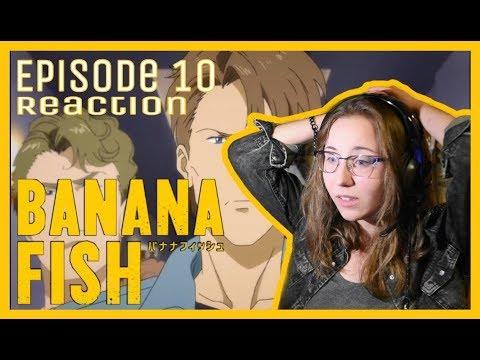 Banana Fish - Episode 10 Reaction