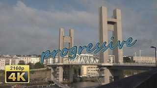 Brest France  city pictures gallery : Brest, Brittany - France 4K Travel Channel