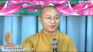 Phật giáo ứng dụng 07: Phật giáo và hiến nội tạng, hiến xác - Thích Nhật Từ