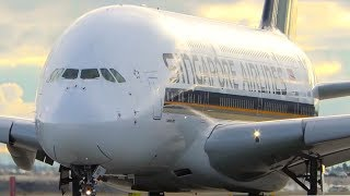 Video 10 SUPER CLOSE UP TAKEOFFS | A340 A380 787 | Melbourne Airport Plane Spotting MP3, 3GP, MP4, WEBM, AVI, FLV Mei 2019
