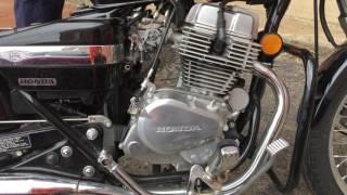 9. GovDeals: 1984 Honda CMX250C Rebel Motorcycle