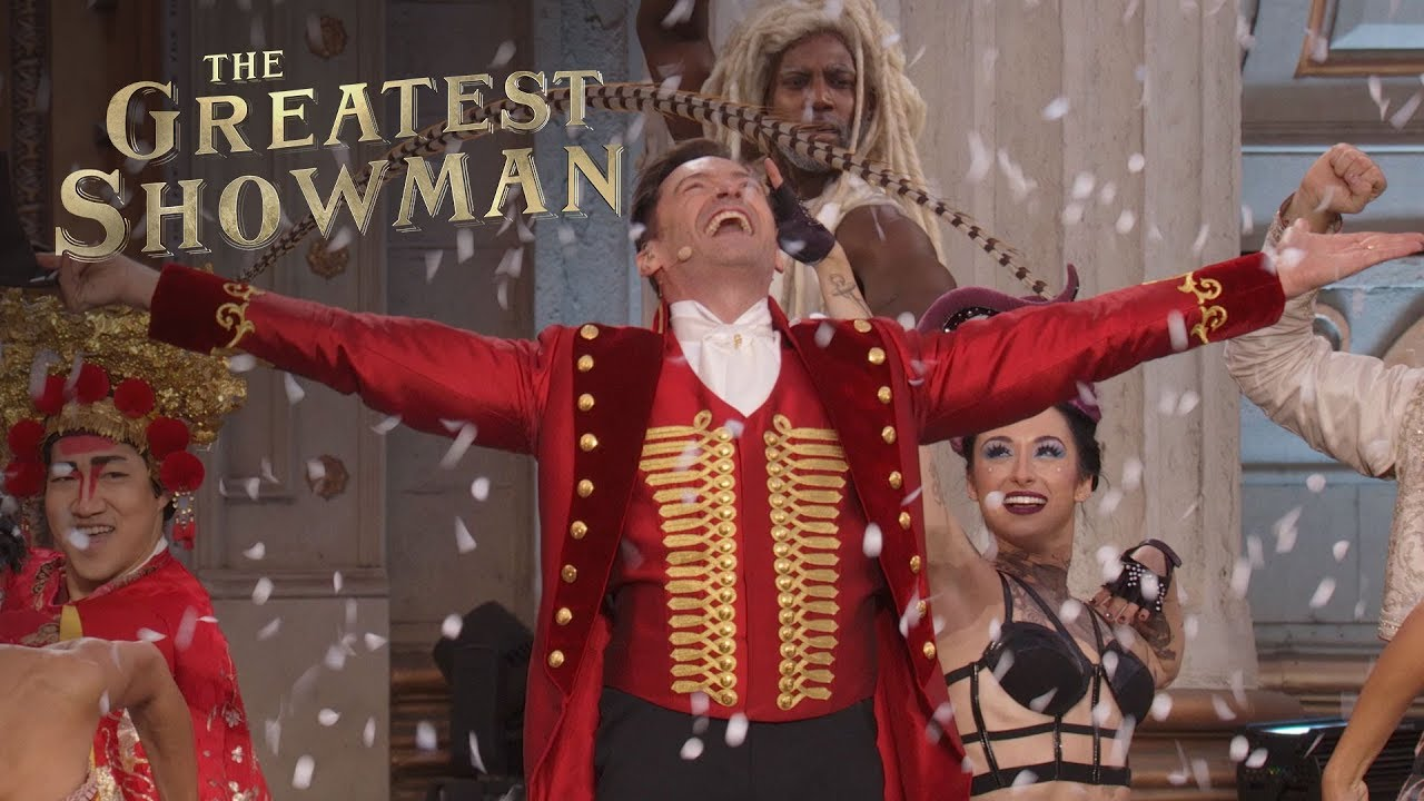 Ladies & Gents this is the Moment You've Waited for. Hugh Jackman is 'The Greatest Showman' (Live Trailer) with Michelle Williams, Zac Efron, Zendaya & More