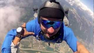 Bex Switzerland  city pictures gallery : Skydive Bex, Switzerland 1 Jump