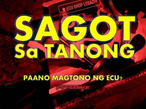 SAGOT sa TANONG: PAANO MAGTONO NG ECU