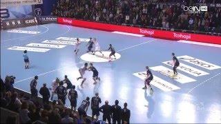 Handball. Il offre la victoire à Saint-Raphaël face à Montpellier avec un but du milieu de terrain.