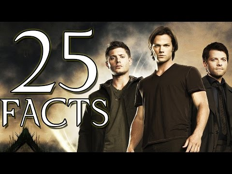 25 Supernatural Facts You Probably Didn't Know! (25 Facts) | The Week Of 25's #4