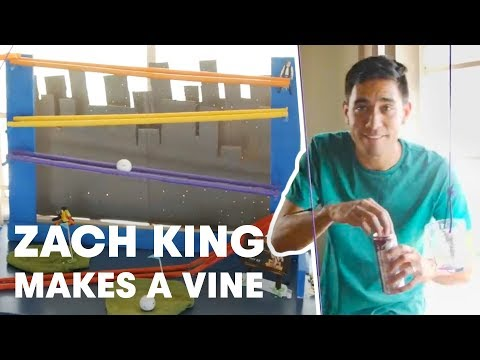 Red Bull Propelled Vine Machine How Zach King Makes a
