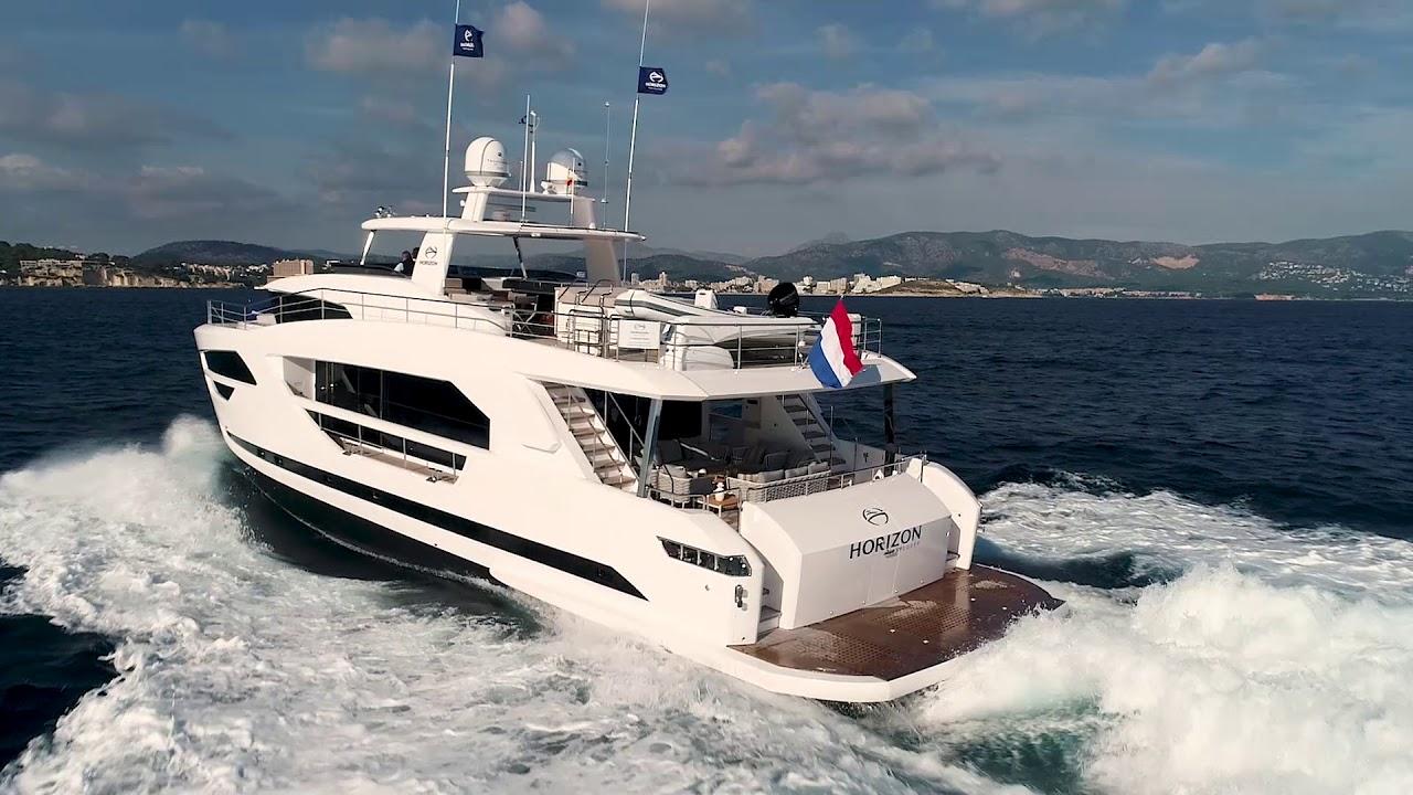 FD85 Yacht