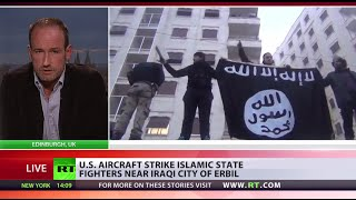 US Opposes ISIS In Iraq, Supports Them In Syria'