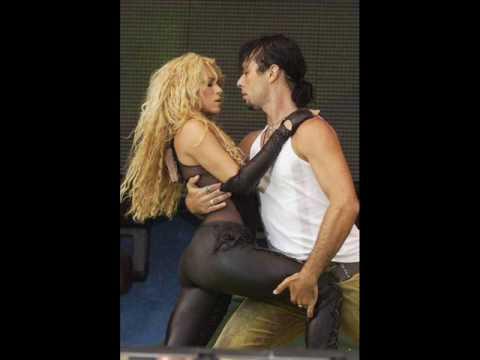 Shakira en toma de posesión de Obama