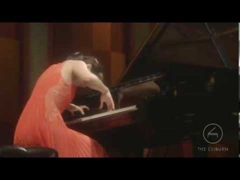 See video  2013 Van Cliburn Semifinal Recital