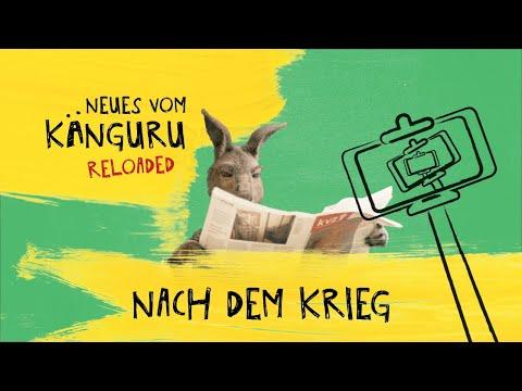 Nach dem Krieg   Neues vom Känguru reloaded mit Marc-Uwe Kling