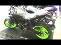 Walkaround em Yamaha YZone Yamaha Bolt, MT-07, MT-09, Super Tenere, YZF R3, MXi 125, MSi 12