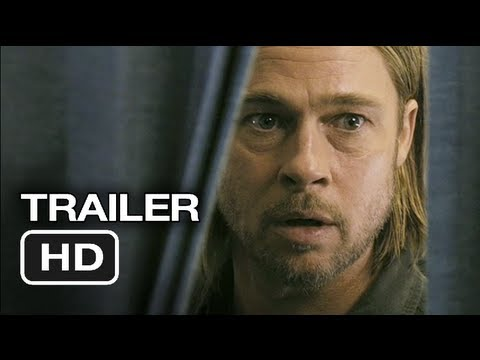 movie trailer - Subscribe to TRAILERS: http://bit.ly/sxaw6h Subscribe to COMING SOON: http://bit.ly/H2vZUn Like us on FACEBOOK:http://goo.gl/dHs73. World War Z TRAILER #2 (2...