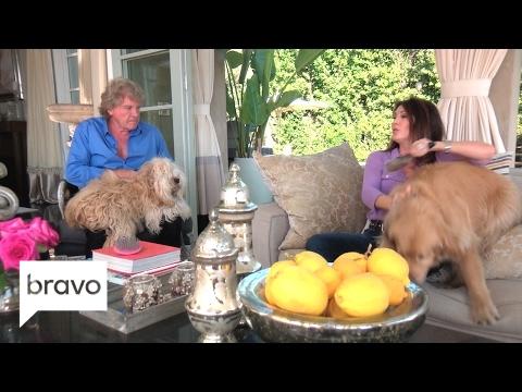 RHOBH: Unseen Moment - Lisa and Ken Discuss #KnickerGate (Season 7, Episode 5)   Bravo
