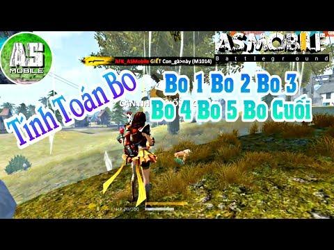 [Hướng Dẫn Free Fire] Tập 9 - Cách Chạy Bo Và Tính Toán Bo | AS Mobile - Thời lượng: 19 phút.