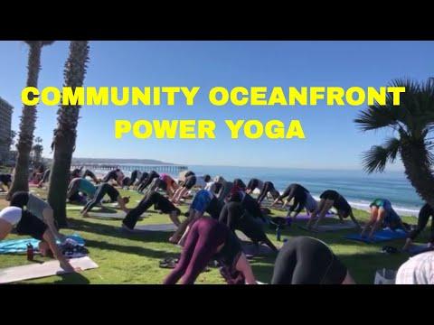 Community Oceanfront Power Yoga