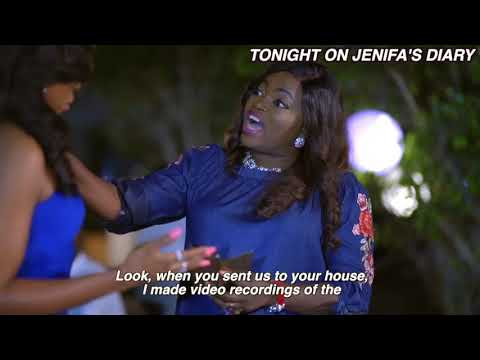 Jenifa's diary Season 14 Episode 8  - showing tonight on NTA (ch251 on DSTV), 8.05pm