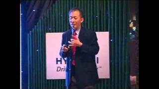 Singapore Motivational Speaker -David Lim-Lessons From Everest (SOBs)