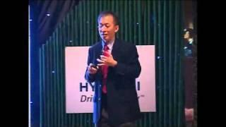 Singapore Motivational Speaker -David Lim-Lessons From Everest (SOBs)