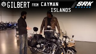 2. SRK Cycles Customer review (Yamaha Stratoliner)