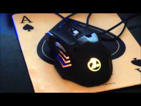 Applied 3200 DPI 7 Button LED Optical USB Wired Gaming Mouse Mice For Pro Gamer Review