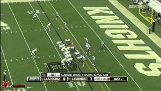 Storm Johnson vs South Carolina (2013)