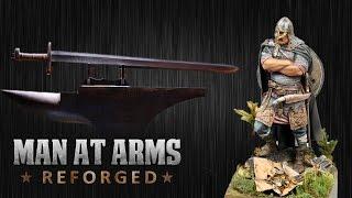 Video Ulfberht Viking Sword - MAN AT ARMS:REFORGED MP3, 3GP, MP4, WEBM, AVI, FLV Agustus 2018