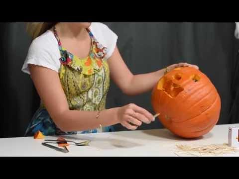 4 Last Minute Pumpkin Carving Ideas!
