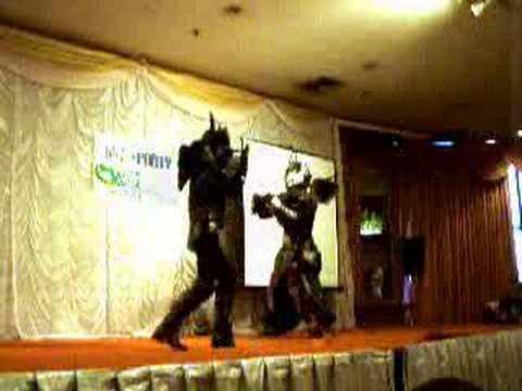 WCS2007 Thailand Team 2 : Karas