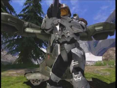 HMV Poor Leno (A Halo 3 Music Video)