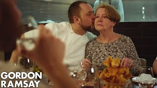 Chefs Cook Sunday Roasts for Their Own Mothers! by Gordon Ramsay