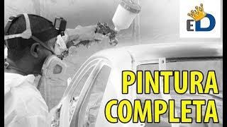 COROLLA EstiloDUB: PINTURA COMPLETA + NOVA COR #EP08