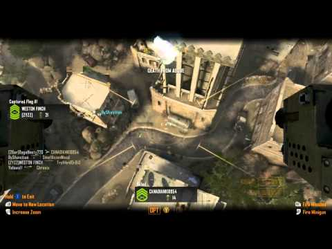 Black Ops 2: 74-9 Yemen Gameplay! Video