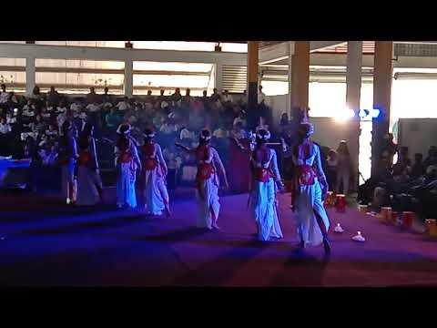 PG'18 Pooja dance OLFCB