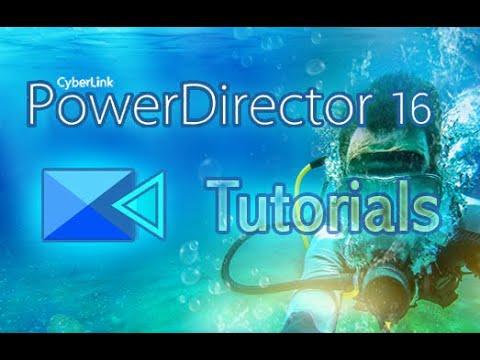 CyberLink PowerDirector 16 - Full Tutorial for Beginners [COMPLETE] - 15 MINS