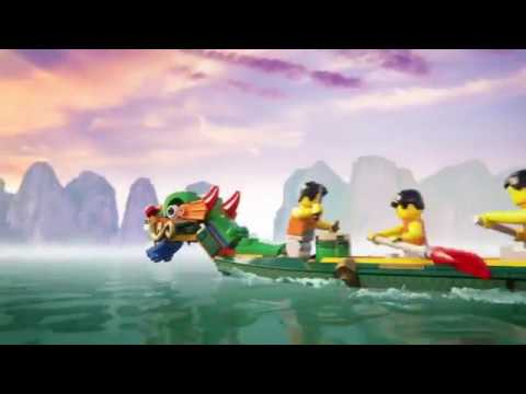 LEGO Dragon Boat Race (80103)