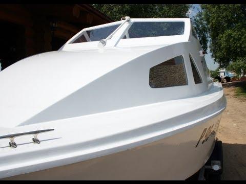 постройка лодок из пластика