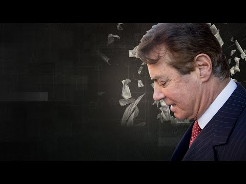 Paul Manafort: The rise and fall of President Trump's former campaign chairman